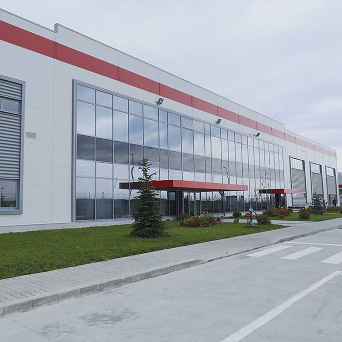Degivrare acoreriș 3000 m² - Honeywell Ploiești